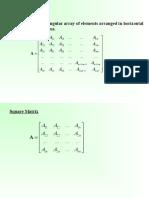 7 Matrices