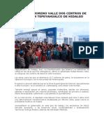 28.12.2016 Rmv- Entrega Moreno Valle Dos Centros de Salud en Tepeyahualco de Hidalgo