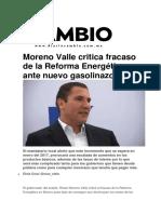28.12.2016 RMV- Moreno Valle Critica Fracaso de La Reforma Energética Ante Nuevo Gasolinazo