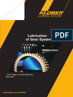 76954200 Lubrication of Gear Systems