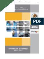 Control de Emisiones Automotrices - Módulo Técnico
