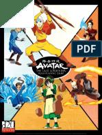 Avatar the Last AirBender d20 v2.01