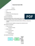 Numerical Control PDF