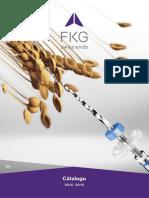 Catálogo FKG