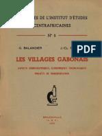 Villages_Gabon