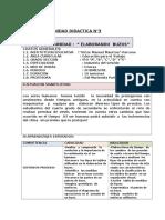 Unidad Didactica n 3