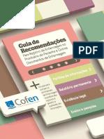 Resolução Cofen Nº 0514 2016 Guia de Recomendações Versão Web
