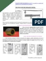 Pistola de Inyeccion Empaquetadura