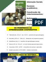 Cinco Elementos da Aprendizagem Cooperativa