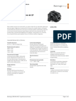 Ursa Mini 4k Ef Techspecs