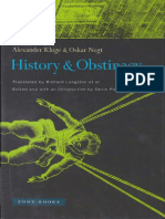 History and Obstinacy