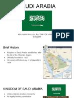 Saudi Arabia (Poli 2)