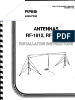 RF-5800M HH Ops Manual | Radio | Frequency Modulation