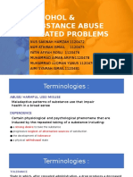 Seminar Substance Abuse