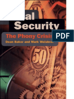 Social Security - The Phony Crisis