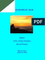 Conociendo El Mar Echague Dominguez
