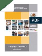 Emisiones Automotrices - Módulo Administrativo