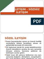 SÖZEL İLETİŞİM - SÖZSÜZ İLETİŞİM-chp3.pptx