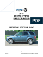2010 Escape & Mariner Hybribs