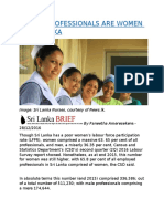 64% OF PROFESSIONALS ARE WOMEN IN SRI LANKA.docx