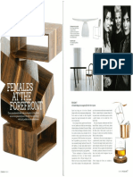 Female designers at the forefront