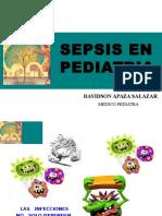 30.- Sepsis en Pediatria