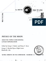 Physics of Moon -Nasa