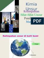 Kimia Unsur (Pendahuluan Dan Gas Mulia)