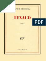 Chamoiseau 1992 Texaco FRE