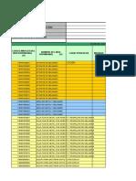 Si 1. Formato Excel 2017 inventario