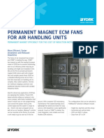 BE_ECM Fans for Air Handling Units Brochure Low Res