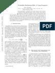 Kirkwood and Probability Distributions