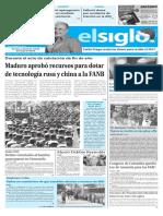 Edicion Impresa El Siglo 29-12-16