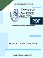 PM-1-Procesos de Manufactura - Conceptos Fisicos