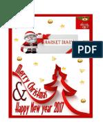 Market Diary 29th December