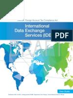 Fatca_ides User Guide 2015