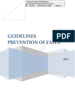 Guidelines PreventionofFalls