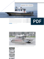 Fire Boat Manufacturers _ Rescue Boats _ Munson Aluminum Boats