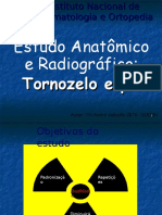 Estudo Anatômico e Radiográfico Do Tornozelo e Pé FINAL