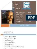 DELL_Driving for Industry Leadership_case Analysis