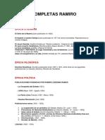 Indice Obras Completas
