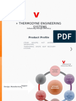 Thermodyne Engineering System's Products & Services