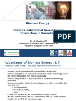 Biomass Energy Project