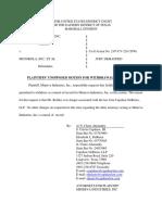 Minerva Industries, Inc. v. Motorola, Inc. et al - Document No. 227