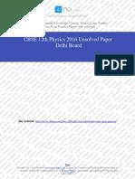 Physice 2016 Unsolved Paper Delhi Board.pdf