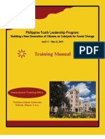 2010 PYLP Training Manual FINAL  Rey Ty