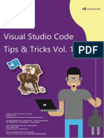 VisualStudioCode TipsAndTricks Vol.1