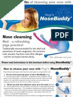 Nose Buddy