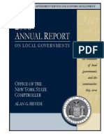 New York State 2006 Report on Local Governments
