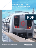 Bombardier Transportation CountryBrochure India en 201407